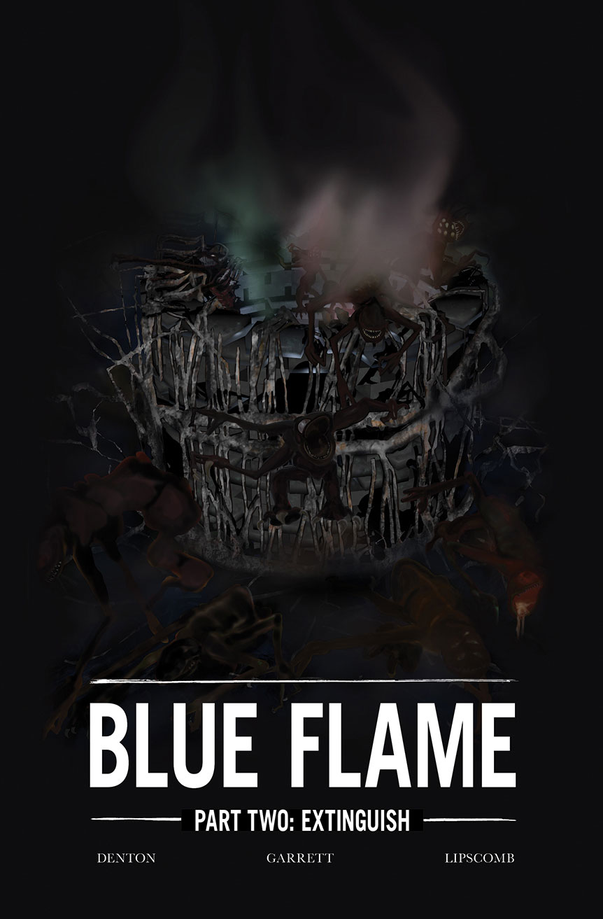 Blue Flame:Extinguish